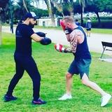 boxeo kick boxing - foto