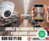 Vigilancia en su negocio 24h full hd - foto