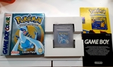 pokemon plata para game boy - foto