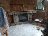 Deshollinado y limpieza chimenea - foto