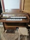 Piano-organo electrico - foto