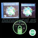 Juego planet ring dreamcast pal espaÑol - foto