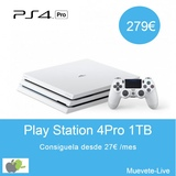 Play Station SONY 4Pro 1TB - foto