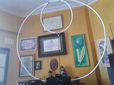 Antena de aro para HF - foto