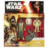 "Pack de 3 figuras de Star Wars \""El desp - foto"