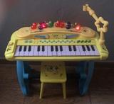Piano infantil bob esponja - foto