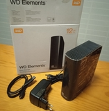DISCO DURO EXTERNO 12TB USB3 WD ELEMENTS