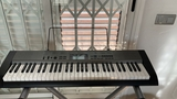 piano teclado casio - foto