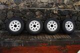 Ruedas: Llantas+Neumáticos R16 4x4 - foto