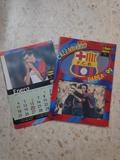 Calendario Fútbol Club Barcelona 1999 - foto