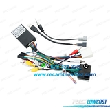 Mkr cableado adaptador para navegador ix - foto