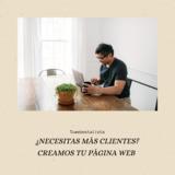 PÁGINA WEB PACK ECONÓMICO - foto
