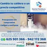 Caldera Calentador - foto