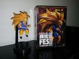 Figura Son Goku 14 Super Saiyan 3 GT - foto
