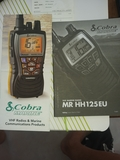 SE VENDE WALKI TALKI COBRA MARINE HH 125 - foto