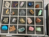 colección de minerales - foto