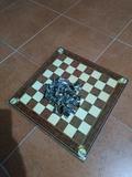 ajedrez real Madrid - foto