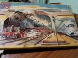 Tren paya años 60 - foto