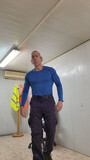 Masajista Deportivo entrenador nutrición - foto