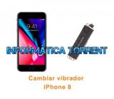 Cambiar Vibrador IPhone 8 - foto