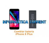 Cambiar Batería IPhone 8 Plus - foto