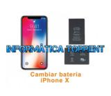 Cambiar Batería Original IPhone X 10 - foto