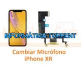 Cambiar Micrófono IPhone XR - foto