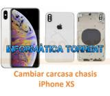 Cambiar Carcasa IPhone XS - foto
