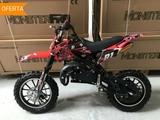 MINI MOTO X81 CROSS 50CC INICIACION//// - foto