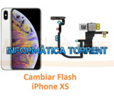 Cambiar Flash IPhone XS - foto