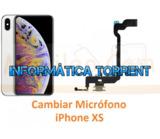 Cambiar Micrófono IPhone XS - foto