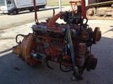 Motor fiat hitachi d180 - foto