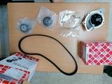 kit distribución y bomba de agua - foto