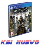 Juego  ps4 assassins creed syndicate - foto