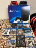 playstation PS4 Pro 2 tb - foto
