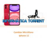 Cambiar Micrófono Iphone 11 - foto