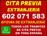 Cita previa extranjeria /https://w1l4 - foto