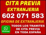 Cita previa extranjeria /qfty - foto