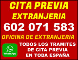 Cita previa extranjeria /70pw - foto