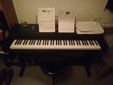 piano digital Yamaha clavinova - foto