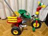 Triciclo sport coloma 838 - foto