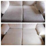 Limpieza de sofá y tapiceria a domicilio - foto