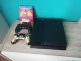 Ps4 (500Gb) + Red Read Redemption II - foto