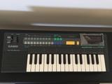 Casio pt-280. teclado sampler - foto