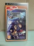 Juego PSP phantasy star - foto