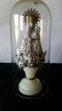 Virgen de los Desamparados plata antigua - foto