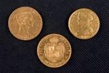 Compro monedas de oro - foto