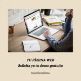 PÁGINAS WEB INFORMATIVAS - foto