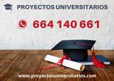 PROYECTOS UNIVERSITARIOS TFG/TFM - foto