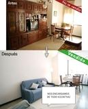 Vaciar un piso pintar y decorar - foto